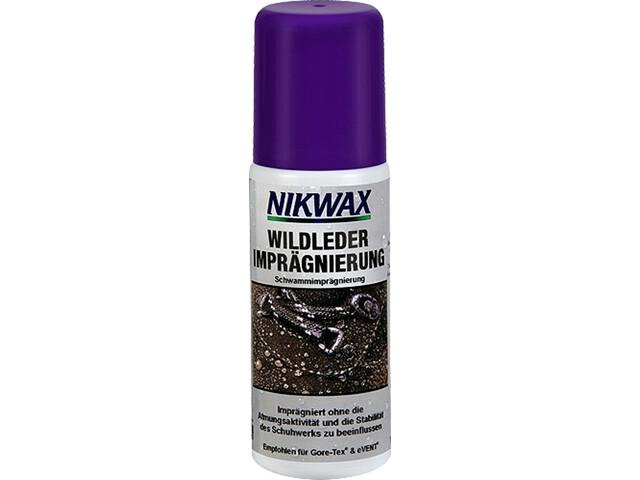 Nikwax Imprégnation daim Spray, 125 ml